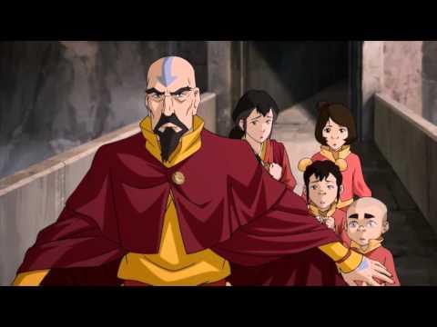 ATLA/Korra- Aang's Family