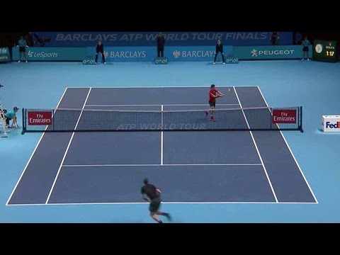 Murray Sprints To Hit Hot Shot
