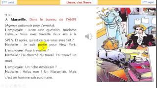 تعلم اللغة الفرنسية - المحادثة 7