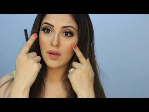 Glam Makeup Tutorial for Beginners