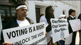 Republicans Don't Want Felons to Vote, And We Know Why!