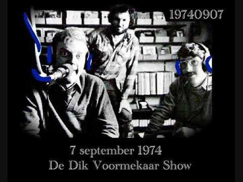 De Dik Voormekaar Show - 7 september 1974