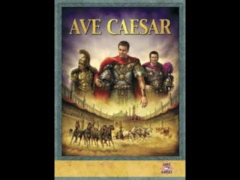 Ave Caesar board game review