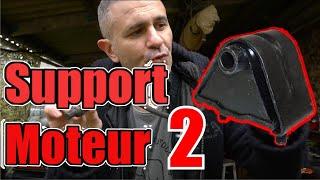 Remplacement support  Moteur (Part 2)