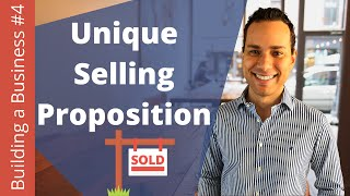 How To Craft A Powerful Unique Selling Proposition - Build A Online Business Ep.4