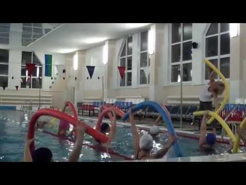 Клуб аквааэробики и оздоровительного плавания Аква плюс
