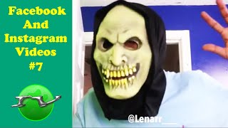 Try Not To Laugh With Best Facebook and Instagram Videos Compilation 2016 (Part 7)