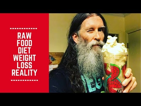 Raw Food Diet Weight Loss Reality