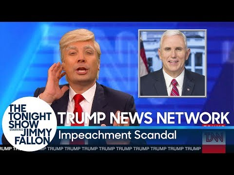 Trump News Network: Impeachment Scandal