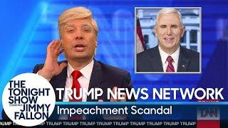 Trump News Network: Impeachment Scandal