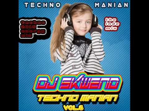 Dj Skwend-Techno Manian vol.6