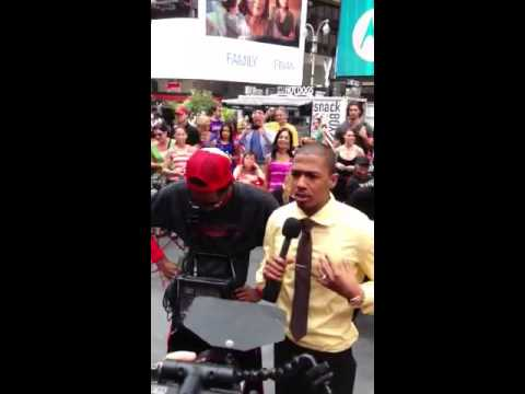 Verbal Ase with Nick Cannon- MUST SEE!