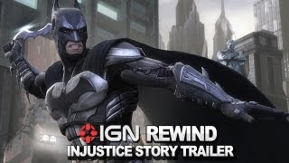 ign rewind theater injustice story trailer
