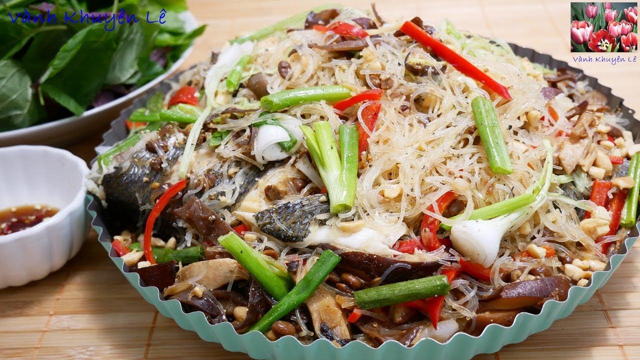 CÁ CHƯNG TƯƠNG – Cách làm BÚN TÀU không bị dính chùm cho món ăn ngon đậm đà by Vanh Khuyen
