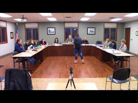 Committee of the Whole Village of Hortonville 11/2/2017 UW Extension Session - Ethics