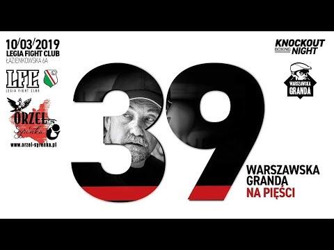 XXXIX WARSZAWSKA GRANDA NA PIĘŚCI