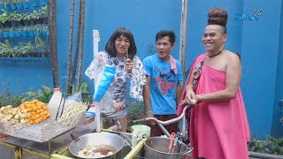 The Boobay and Tekla Show: Daring Questions - Street Food Edition | GMA One