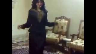 رقص منزلي عراقي رقص ساخن جدا جسم مثير نار 2014