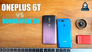 OnePlus 6T Vs Honor View 20 Three Months Later : The Real Flagship Killer?