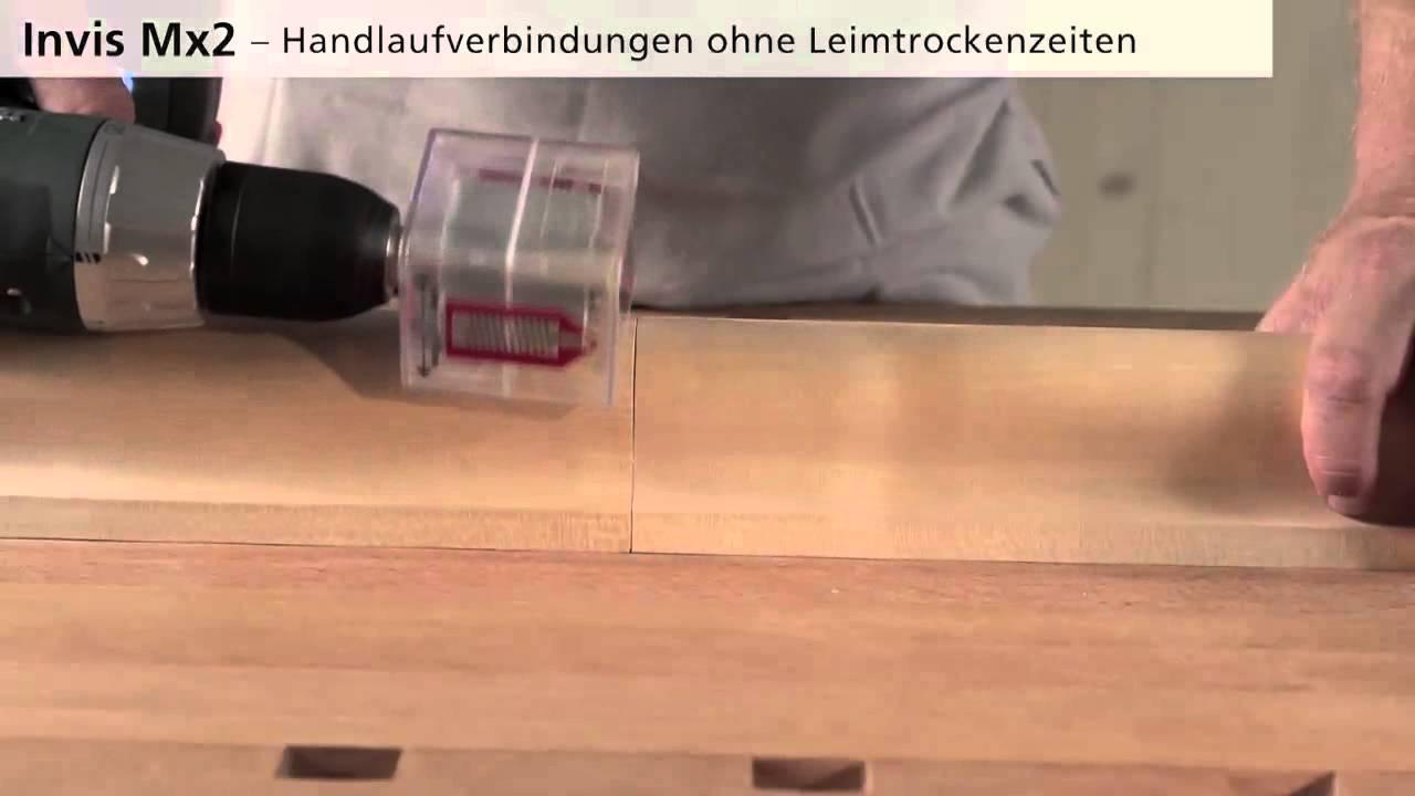 Lamello Invis Mx2 Magnetangetriebene Verbindungen