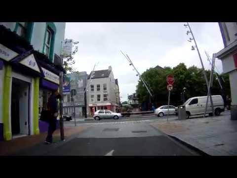 Cycling Around Cork City Center - Saturday Morning