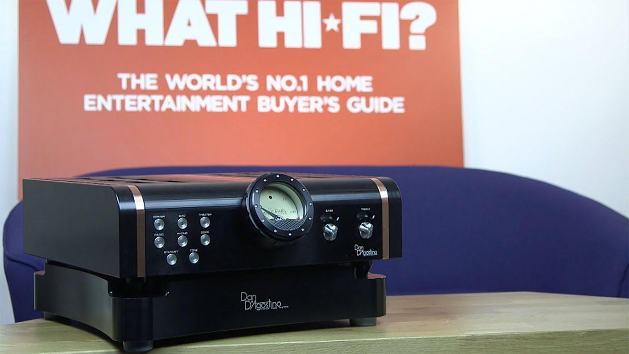 Dan D'Agostino Momentum Integrated Amplifier review | What Hi-Fi?