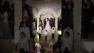 החזן ישראל הלוי בשיר חדש לחתן וכלה בלחן צרפתי שמרעיד את החופות בברוקלין