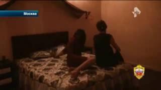 В Москве полицейские  накрыли  салон с неграмотными проститутками