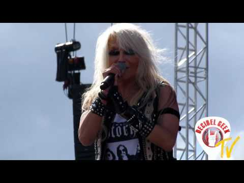 Doro Pesch's Warlock - Touch Of Evil: Live at Sweden Rock Festival 2017 mp3