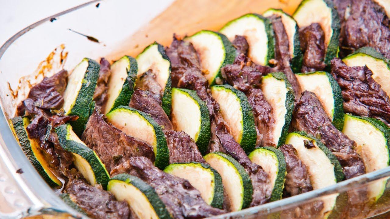 Мясо в домашних условиях рецепт видео