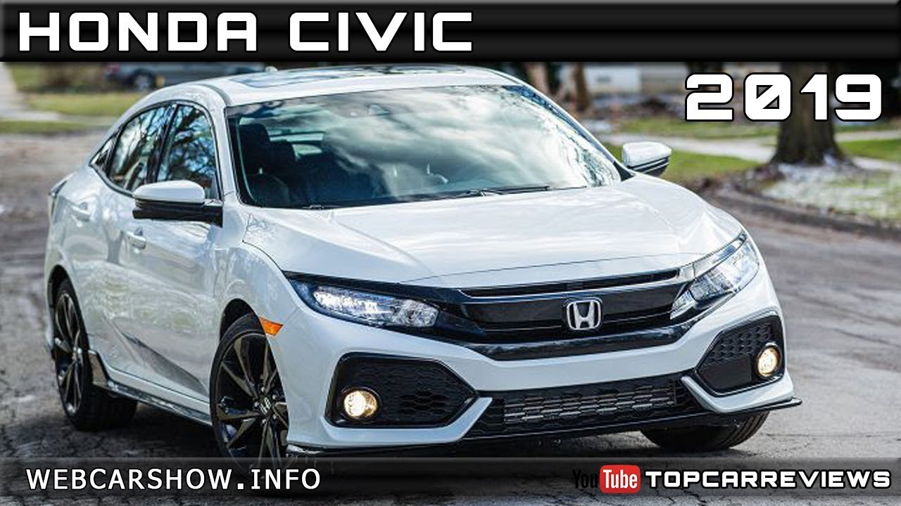 2019 Honda Civic Review Rendered Price Specs Release Date Youtube