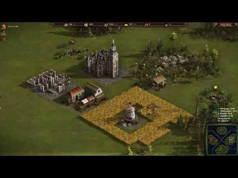 Cossacks 3  GamePlay ::: 1vs3 ISLANDS pt30 1k (Mindaugas vs Spoyled, vetal9091, 13thGuardian)