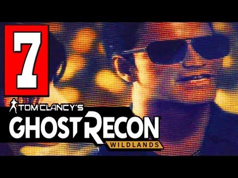 Ghost Recon: Wildlands Walkthrough Part 7 MISSION THE POLITICIAN & THE RESORT