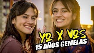 15 AÑOS GEMELAS - YO X VOS