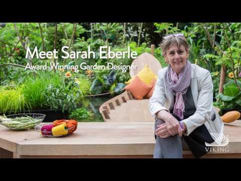 Meet Sarah Eberle - Award-Winning Garden Designer