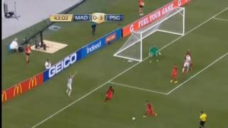 Реал Мадрид - ПСЖ 1:3 Обзор матча на русском(международный кубок чемпионов) 28.07.2016 (hd)