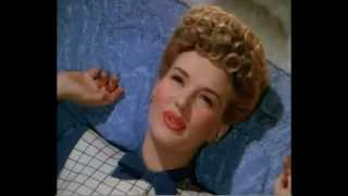 "The Shocking Miss Pilgrim (1947) Betty Grable sings ""Changing My Tune"""