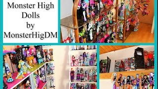 Monster High ♥ Collection Update 5.5 ♥ 357 Dolls by MonsterHighDM