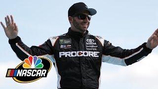 NASCAR's Matt DiBenedetto on Daytona 500 success | Splash & Go | Motorsports on NBC