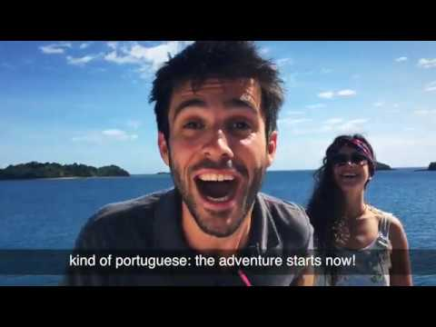 CocoPilots Diary: Mayotte #1 - Arriving to the island