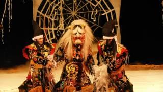 平成27年11月29日(日) 主催者 佐伯区神楽連合会 第25回 佐伯区神楽祭スライドショー 琴庄神楽団出ているぞ!! しかも、土蜘蛛だぞ!! 出演団体は、次のとおり。