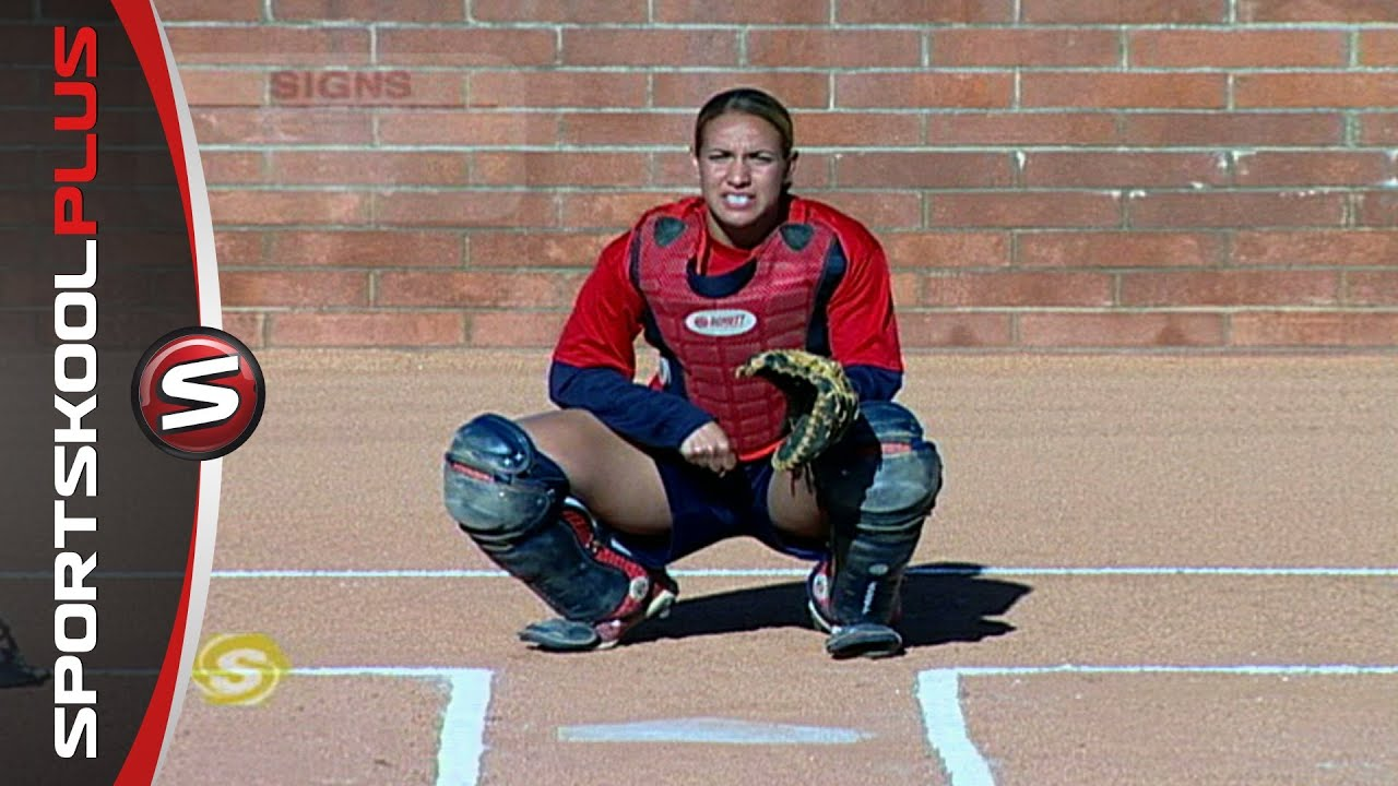 How to Improve as a Softball Catcher with Mike Candrea