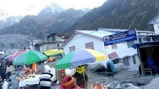 Kedarnath Temple. October 2017