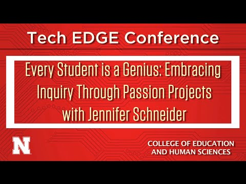 Tech EDGE Conference 16: Every Student is a Genius