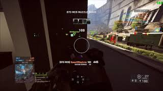 BF4 | UNDETECTED Cheat Gameplay (+low FOV Aimbot) w/ illuison-hacks.com