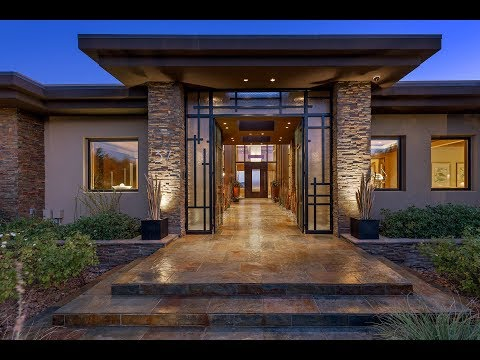 Contemporary Dream Home | 37 Painted Feather | The Ridges | Las Vegas