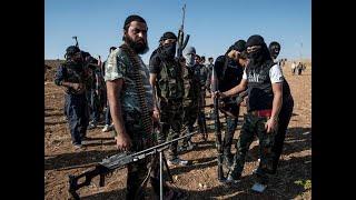 Навоевались: Боевики из «котла» в Северном Хомсе сдают оружие