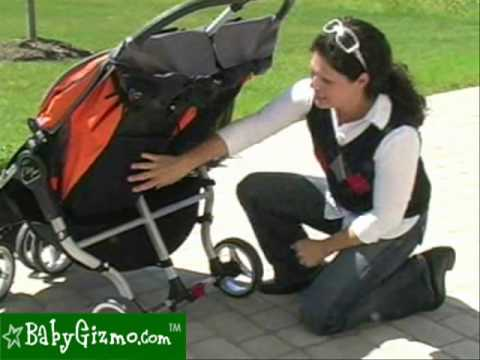 Baby Gizmo Baby Jogger City Mini Double Stroller Review