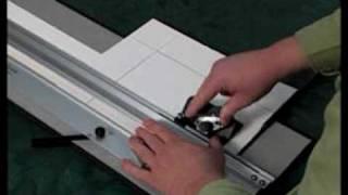Logan 750 Simplex Plus instructional video