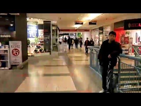 Ville souterraine de Montréal